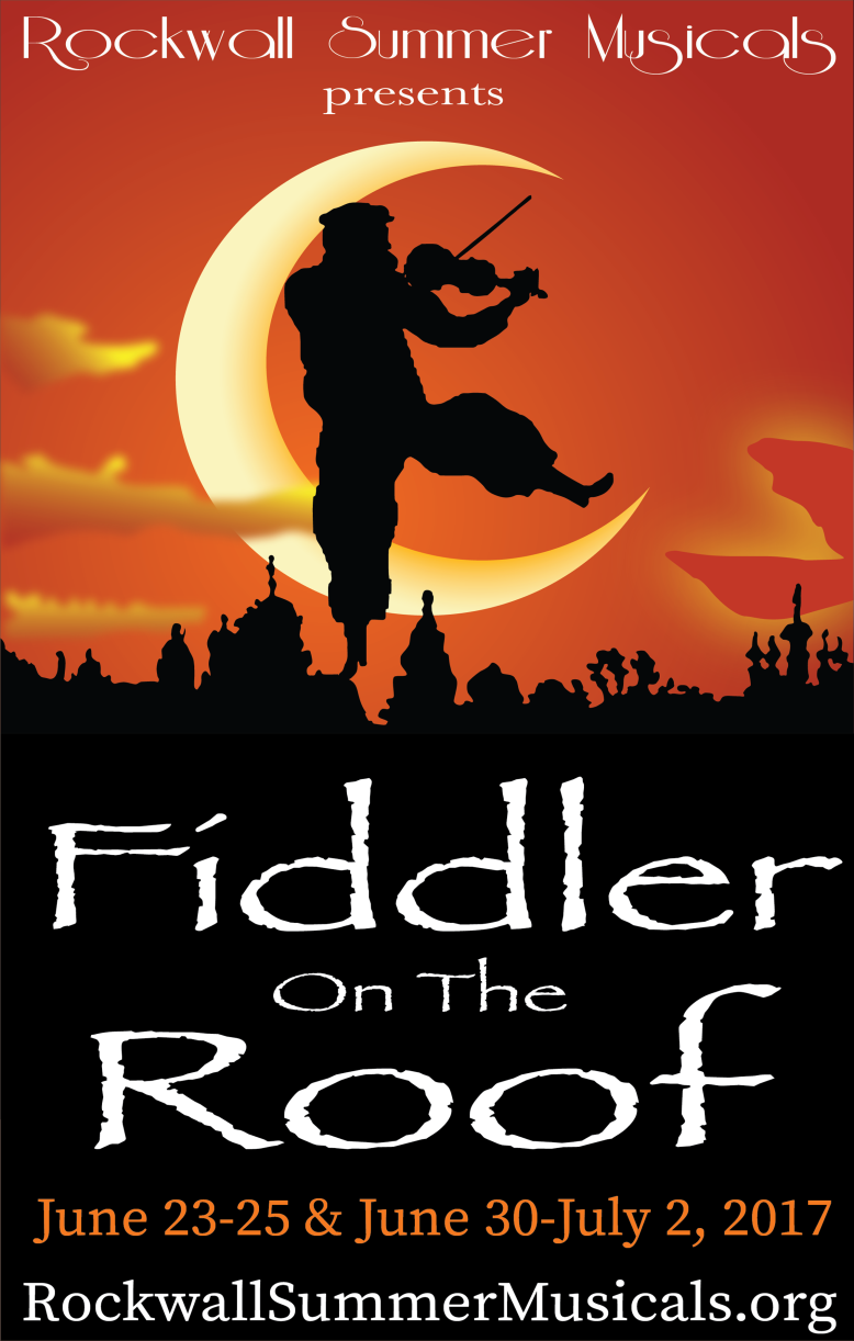 Rockwall Summer Musicals Fiddler on the Roof
