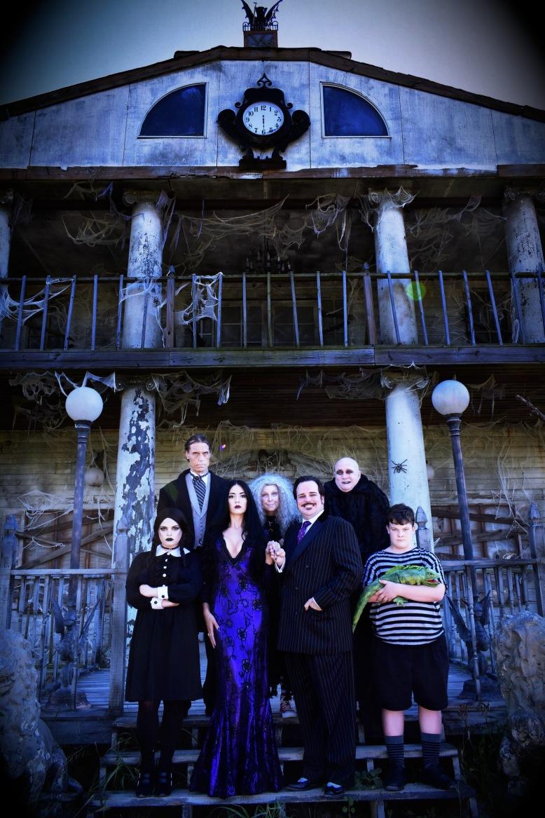 The Addams Family Dallas Theatre