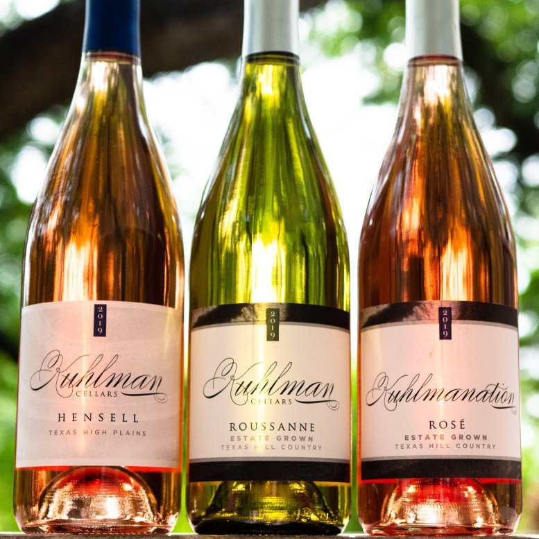 Best Texas Wines