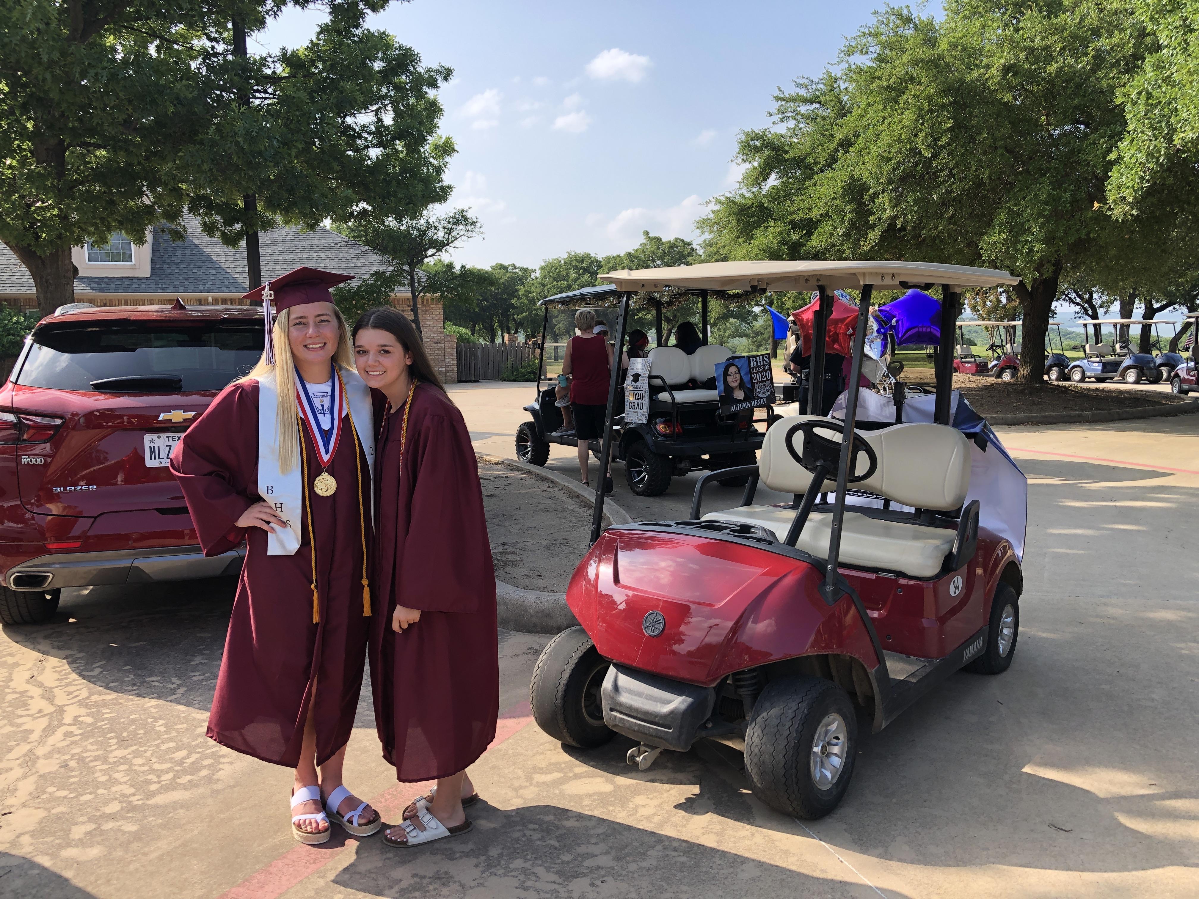 COVID-19 Graduation Ceremonies Texas